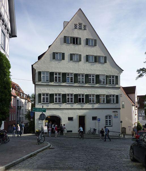 Bild Haus Zum Engländer Ulm