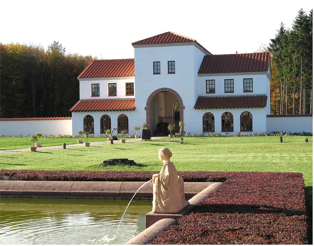 Bild Archäologiepark Römische Villa Borg