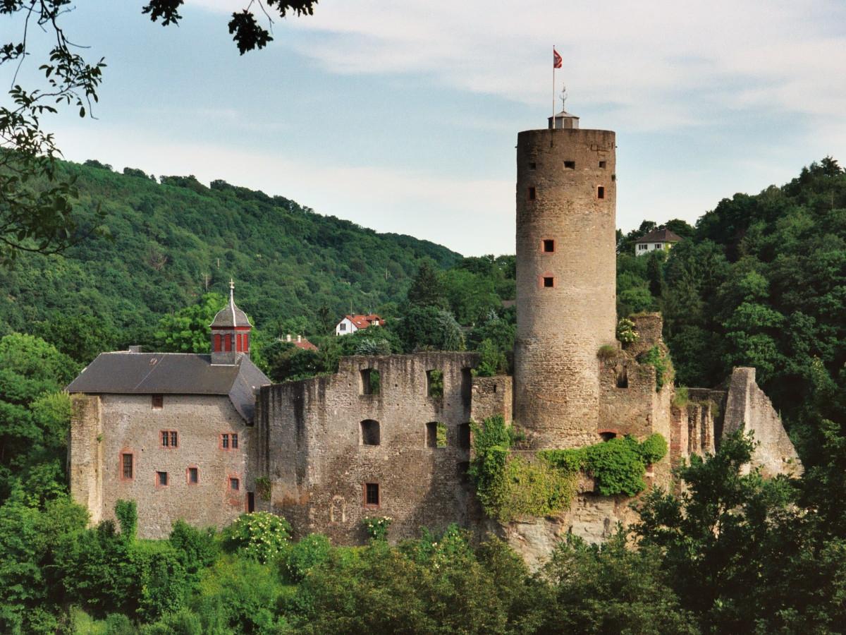 Bild Burg Eppstein