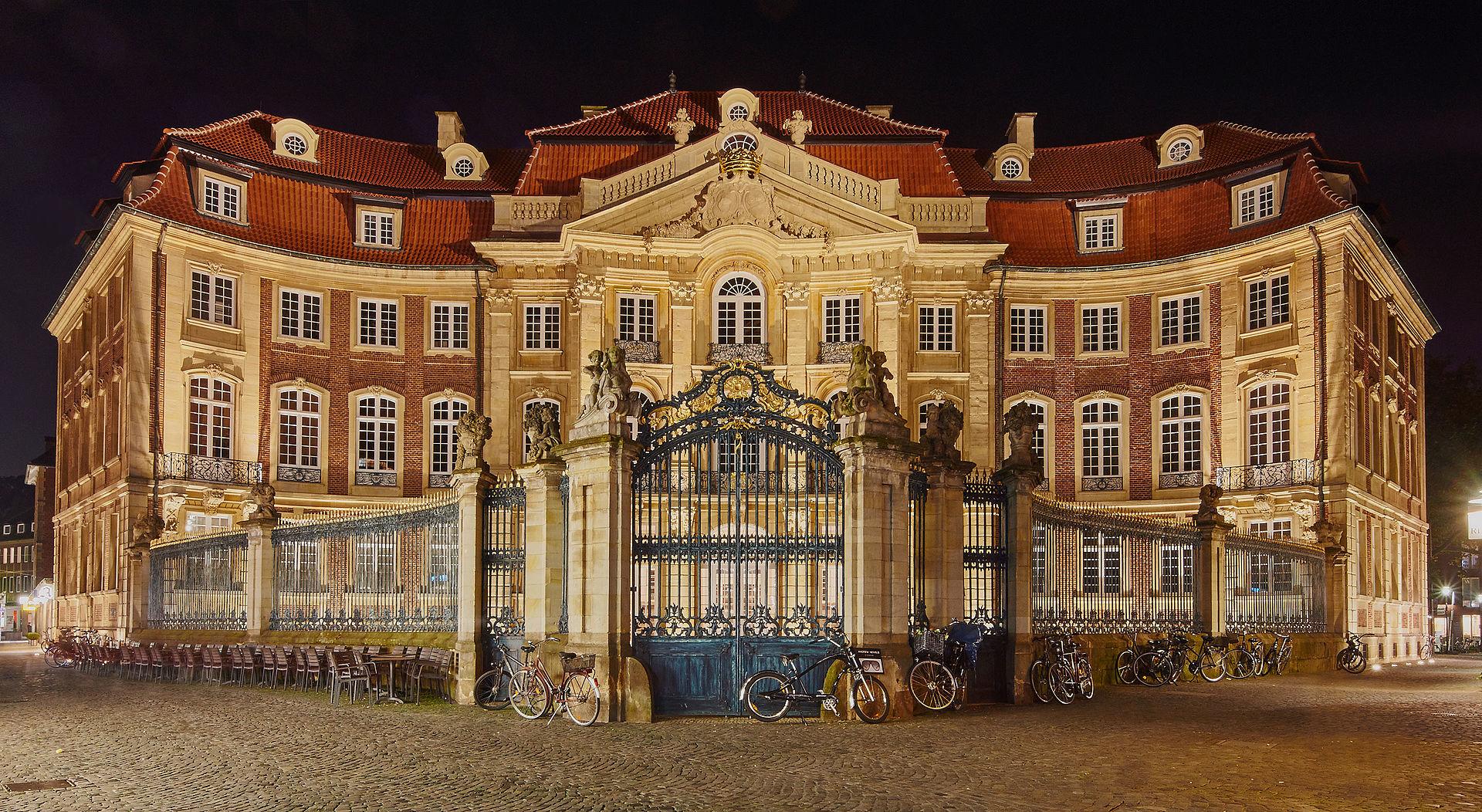 Bild Droste Spezialbibliothek und Archiv Münster
