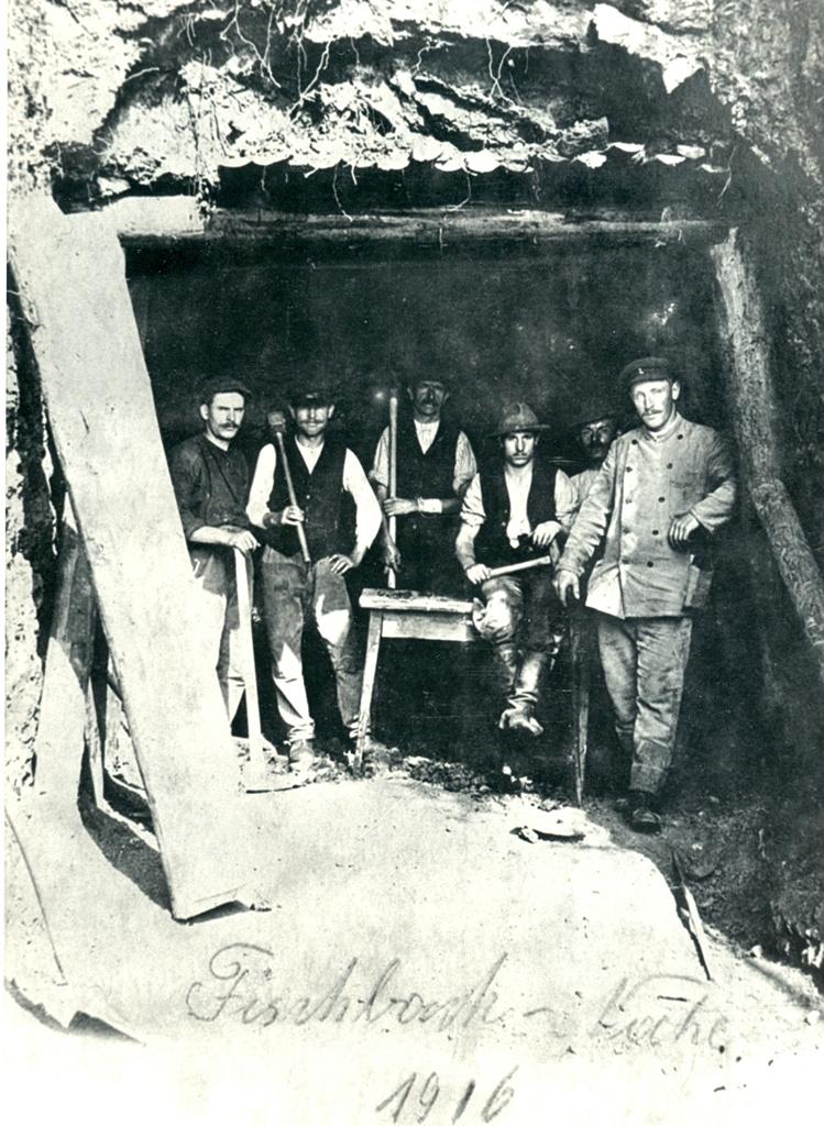 Bild Kupferbergwerk Fischbach