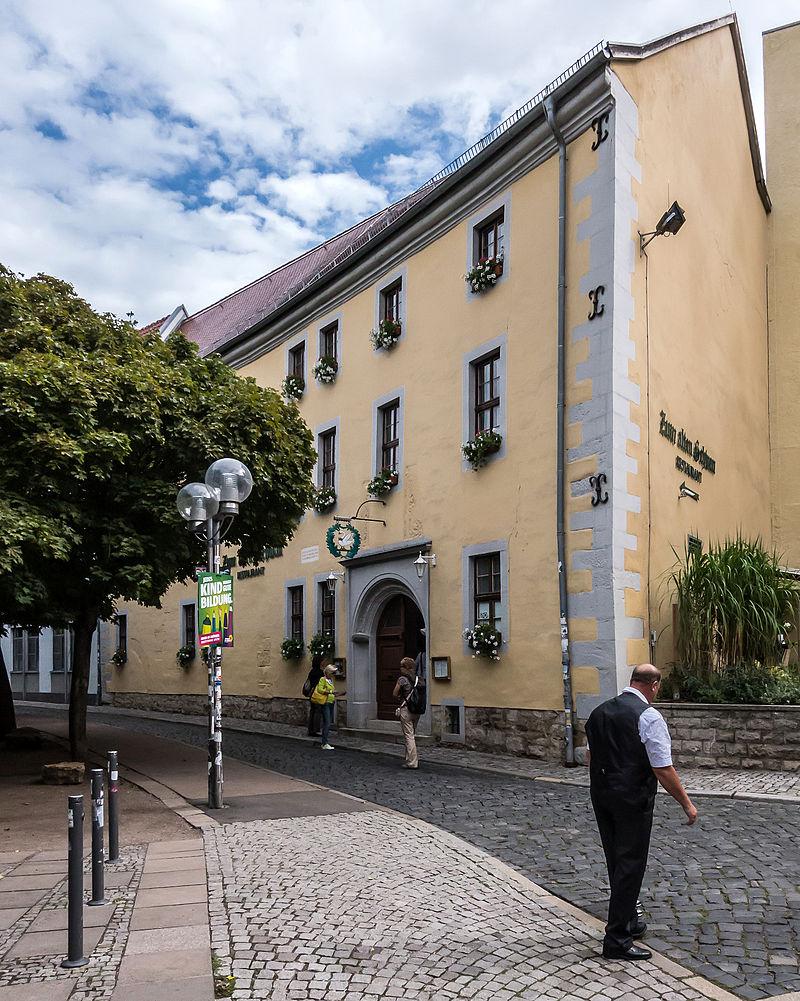 Bild Haus zum Alten Schwan Erfurt
