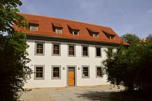 Bild Georgenburse Erfurt