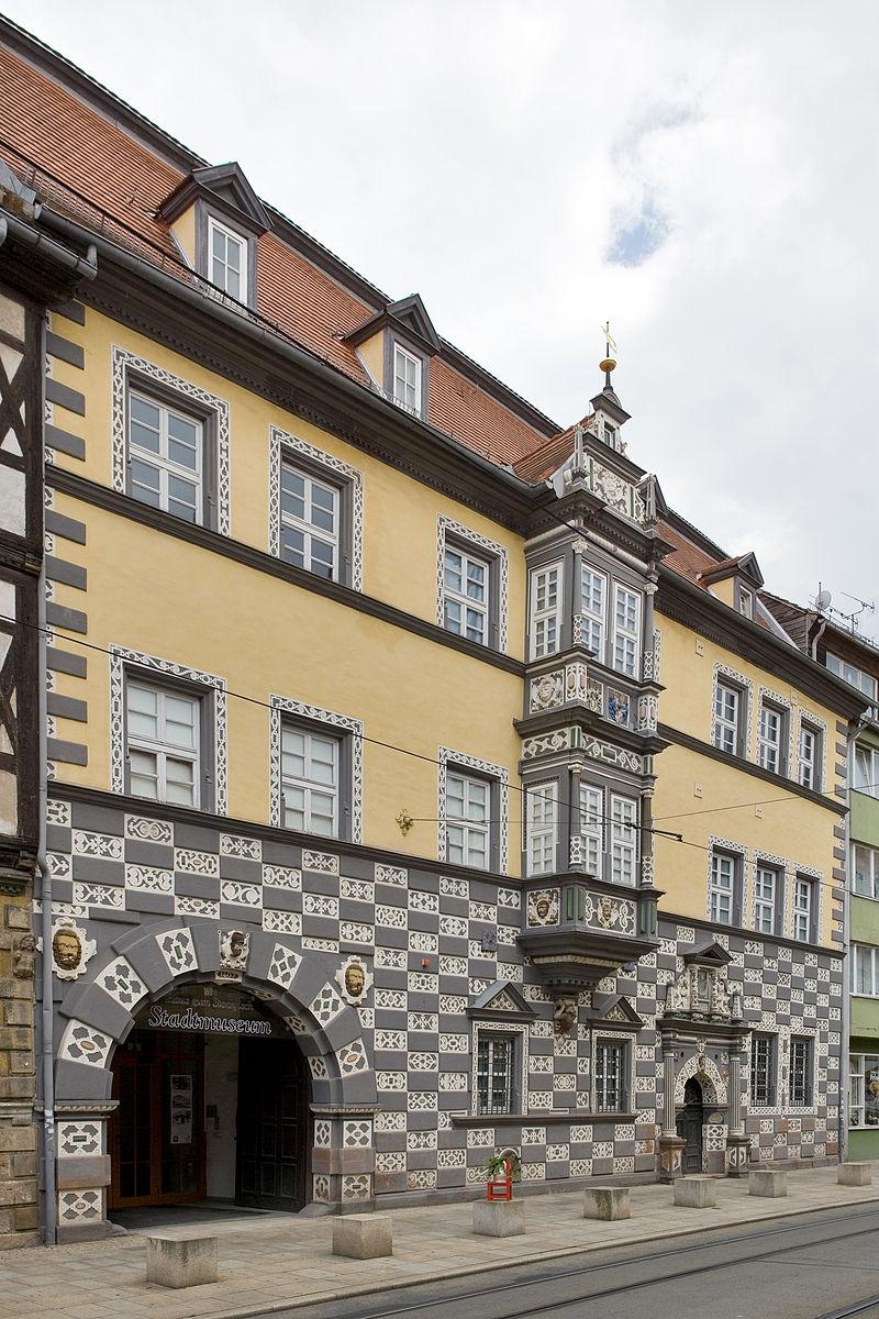 Bild Stadtmuseum Erfurt