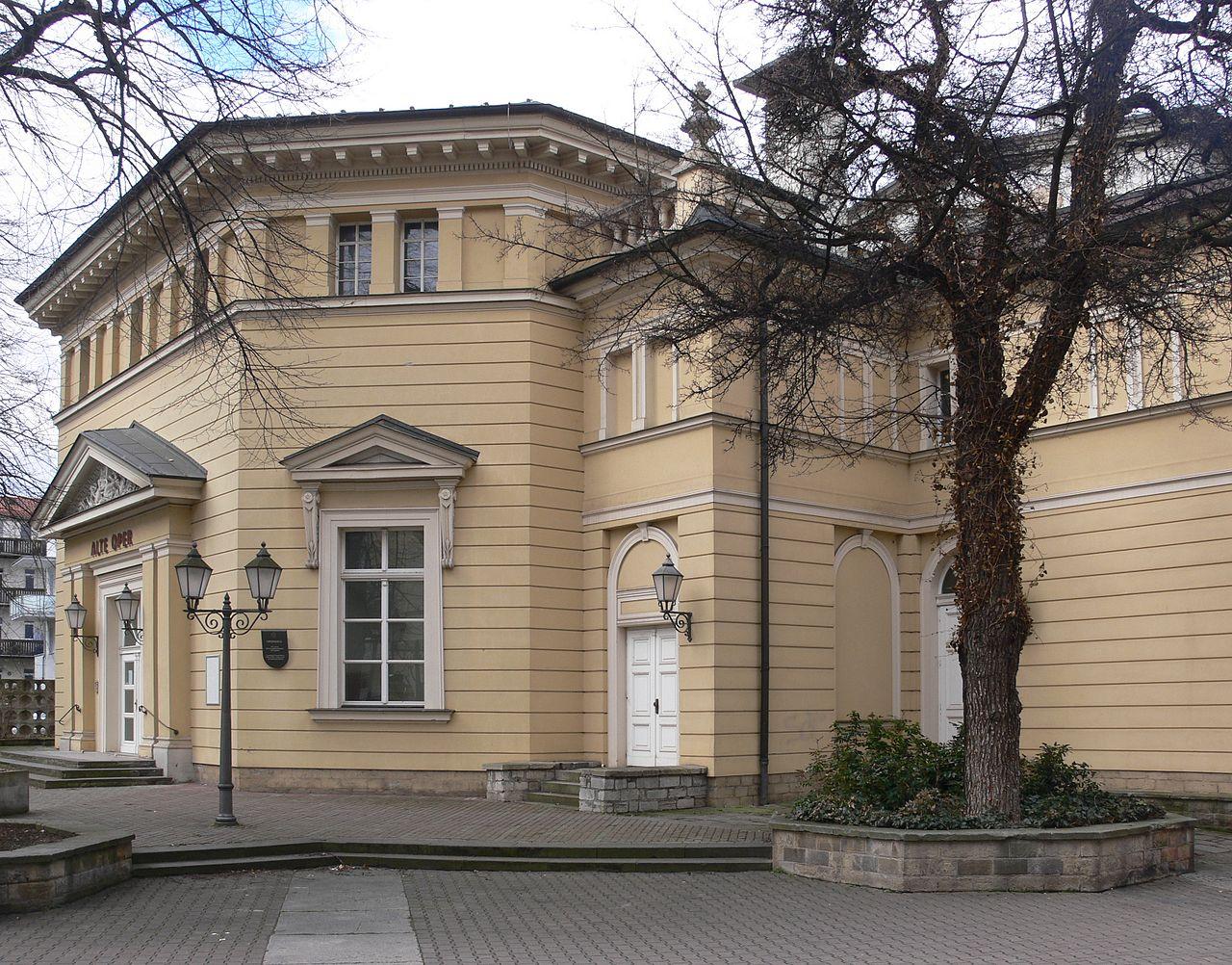Bild Alte Oper Erfurt
