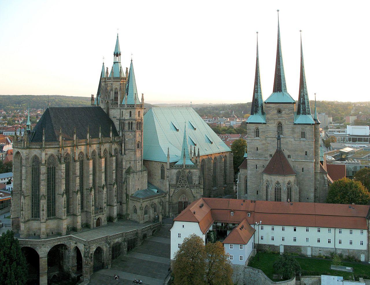 Bild Dom St. Marien zu Erfurt
