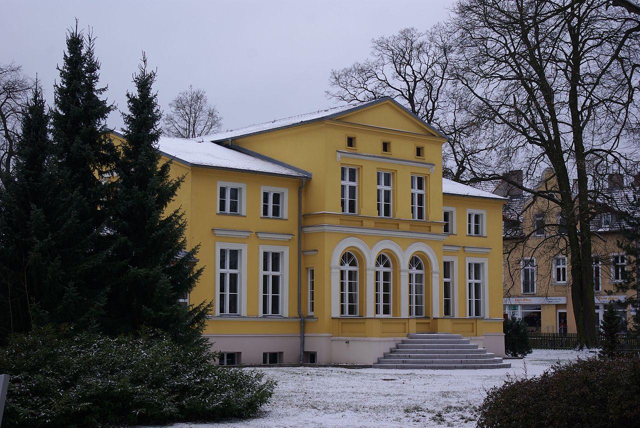 Bild Gerhart Hauptmann Museum Erkner