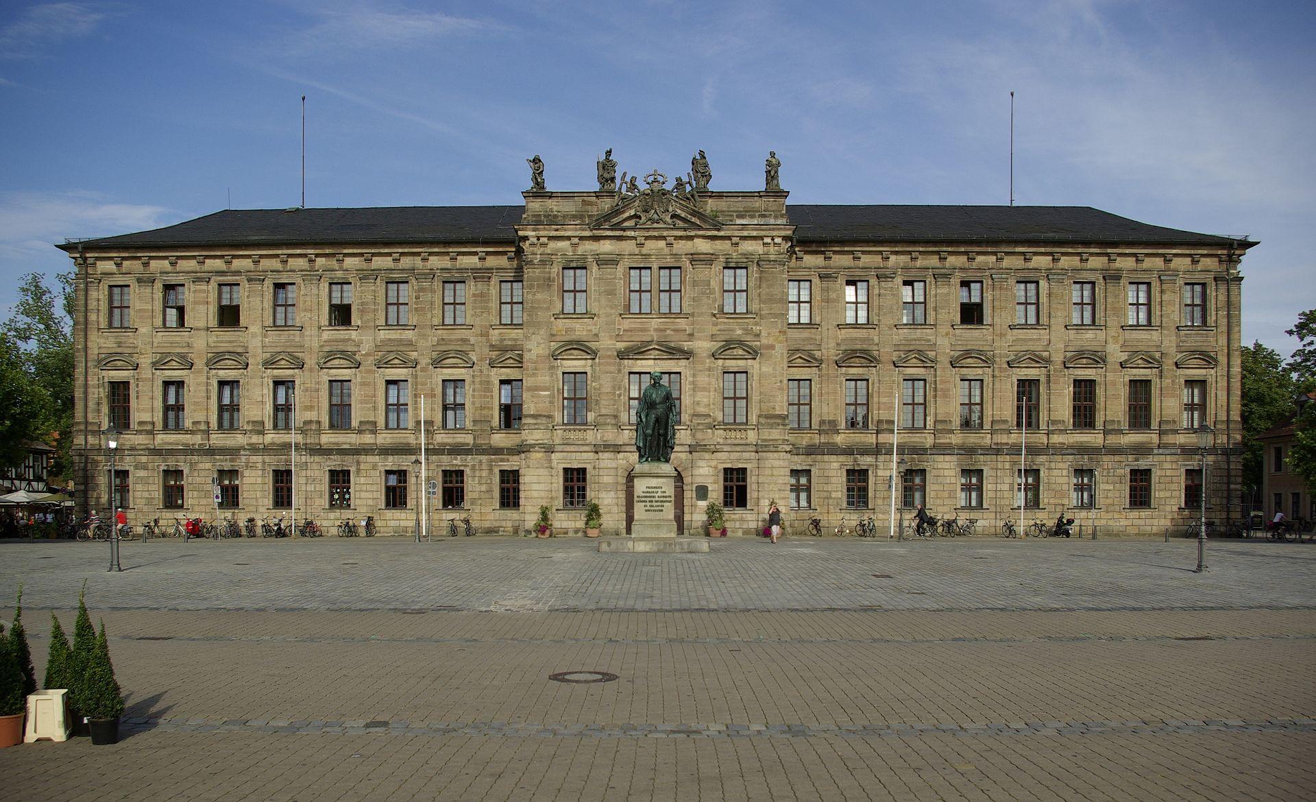 Bild Markgräfliches Schloss Erlangen