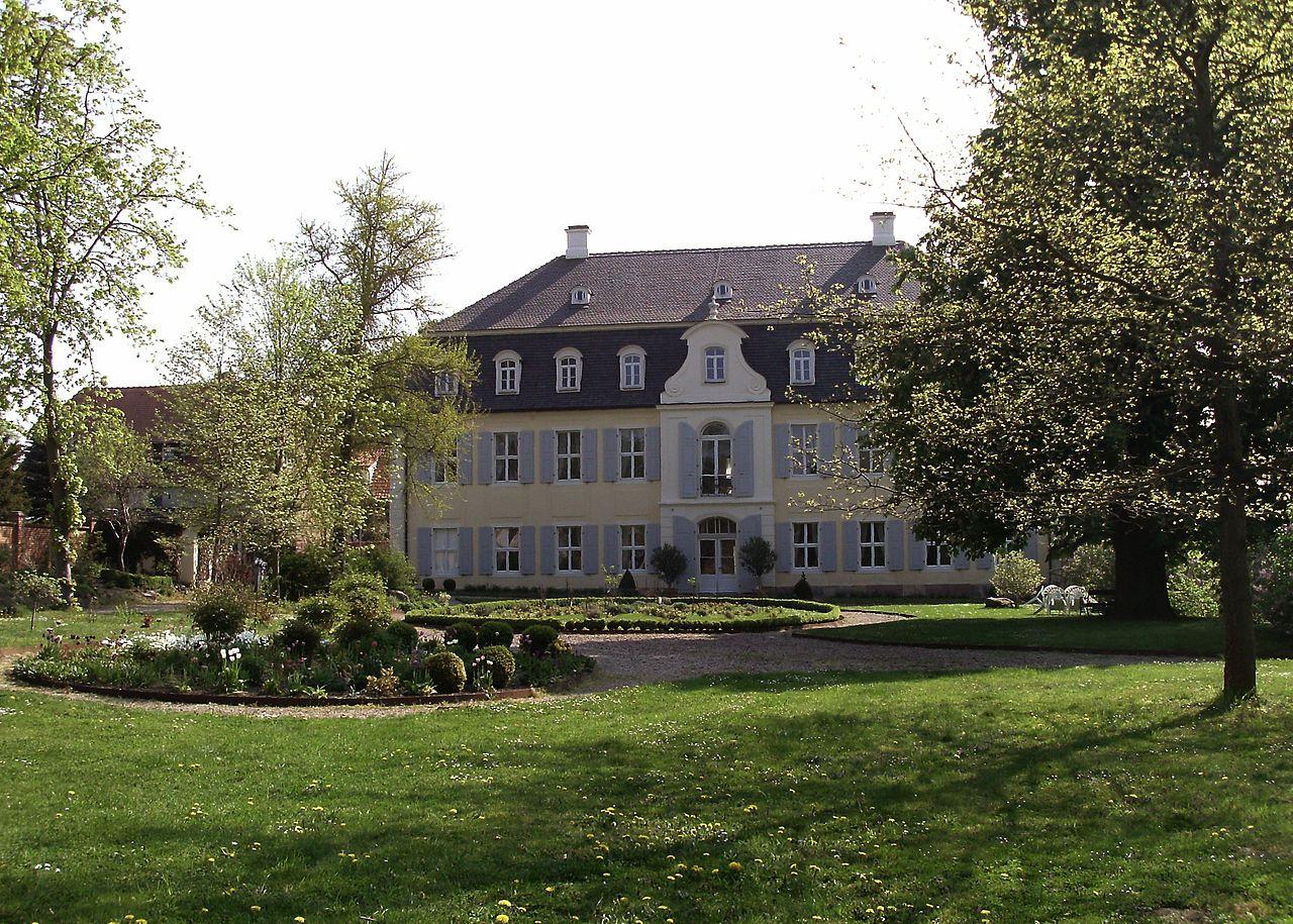 Bild Rittergut Ermlitz Schkopau