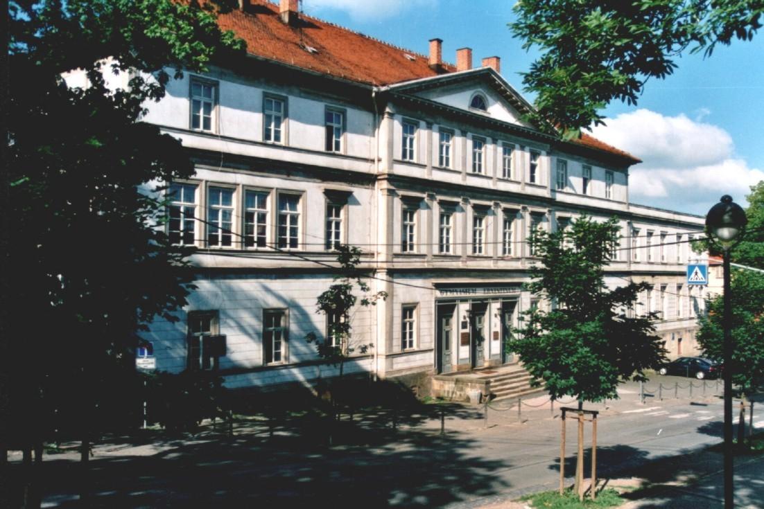 Bild Ernestinum Gotha