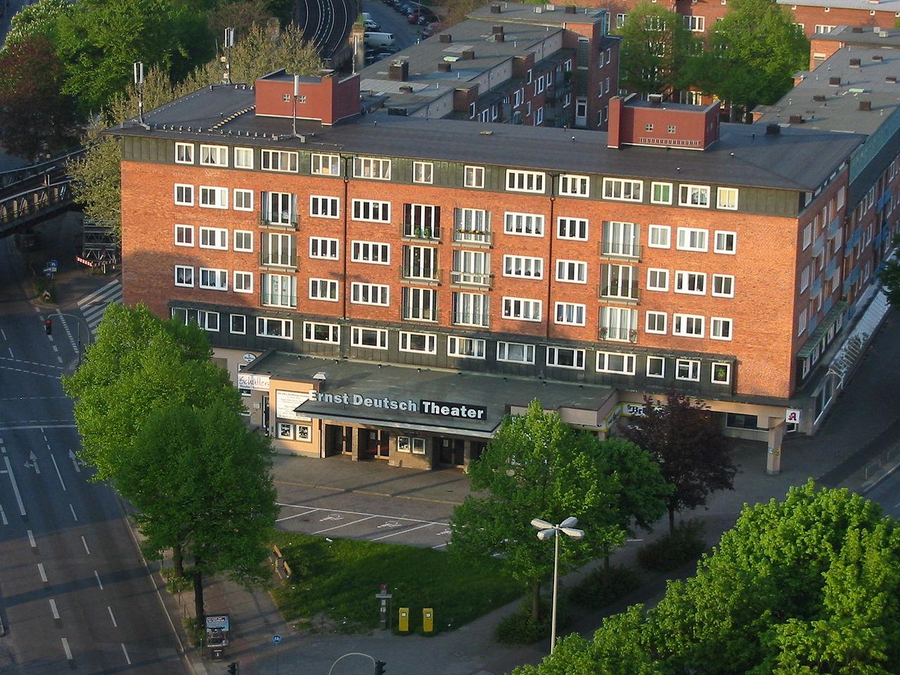 Bild Ernst Deutsch Theater Hamburg