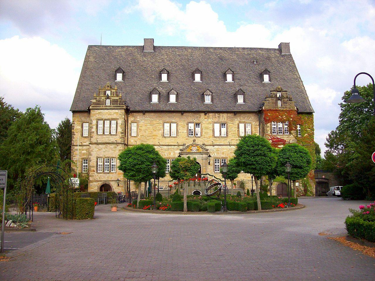 Bild Schloss Erwitte