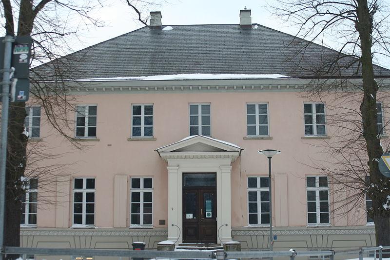 Bild Brahms Institut an der Musikhochschule Lübeck