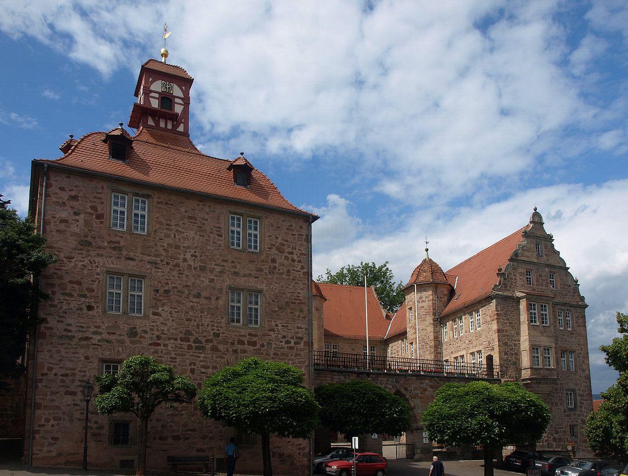 Bild Schloss Eschwege