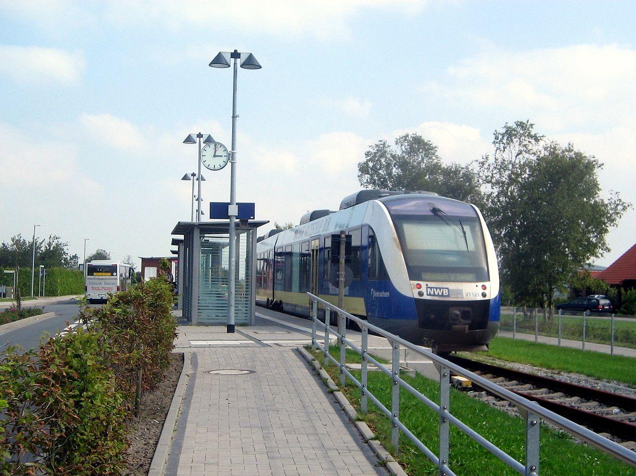 Bild Museumseisenbahn Küstenbahn Ostfriesland