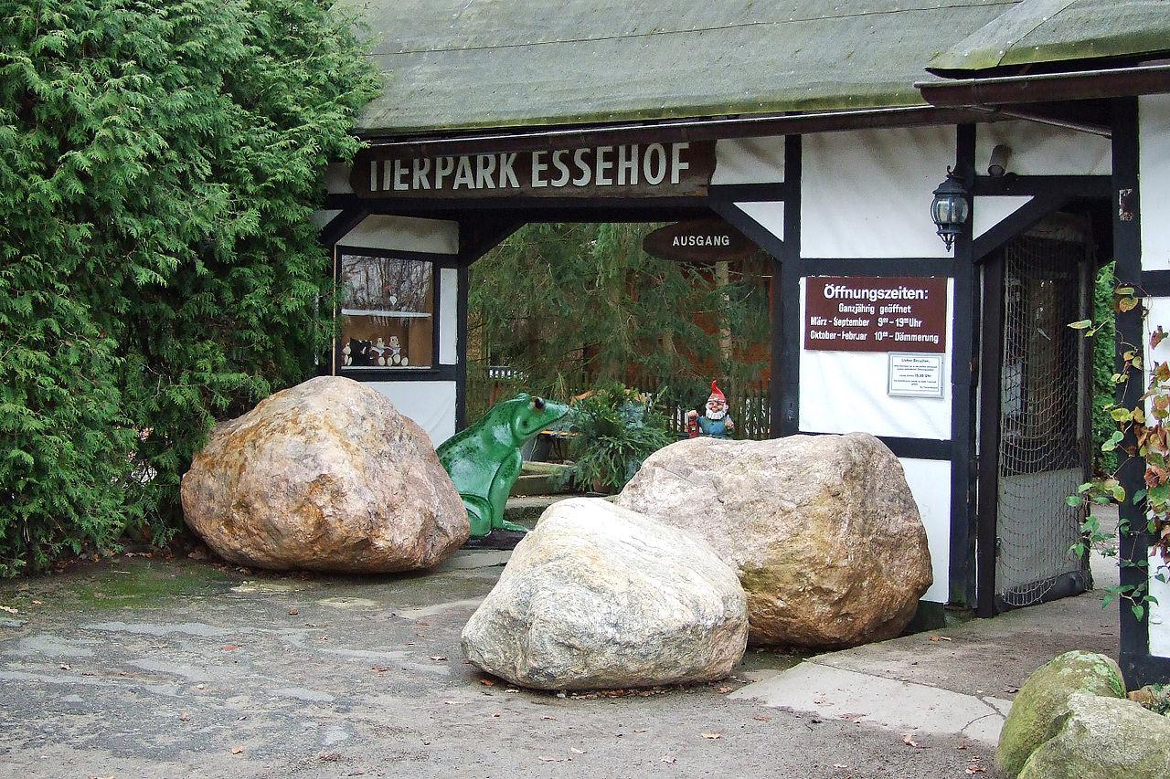 Bild Tierpark Essehof Braunschweig
