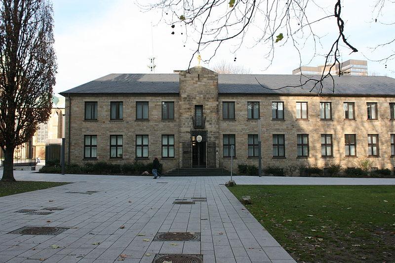 Bild Bischofshaus Essen