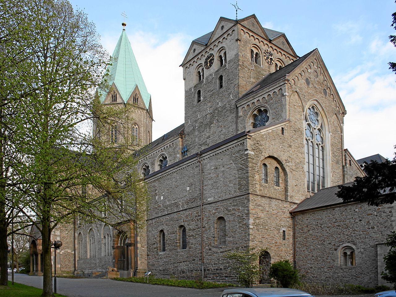 Bild Basilika St. Ludgerus Essen