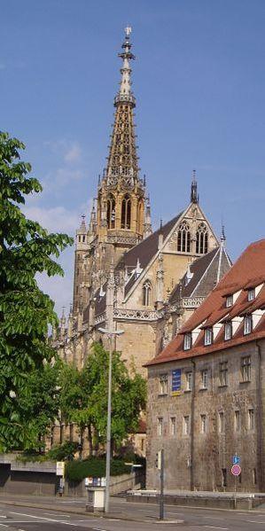 Bild Frauenkirche Esslingen