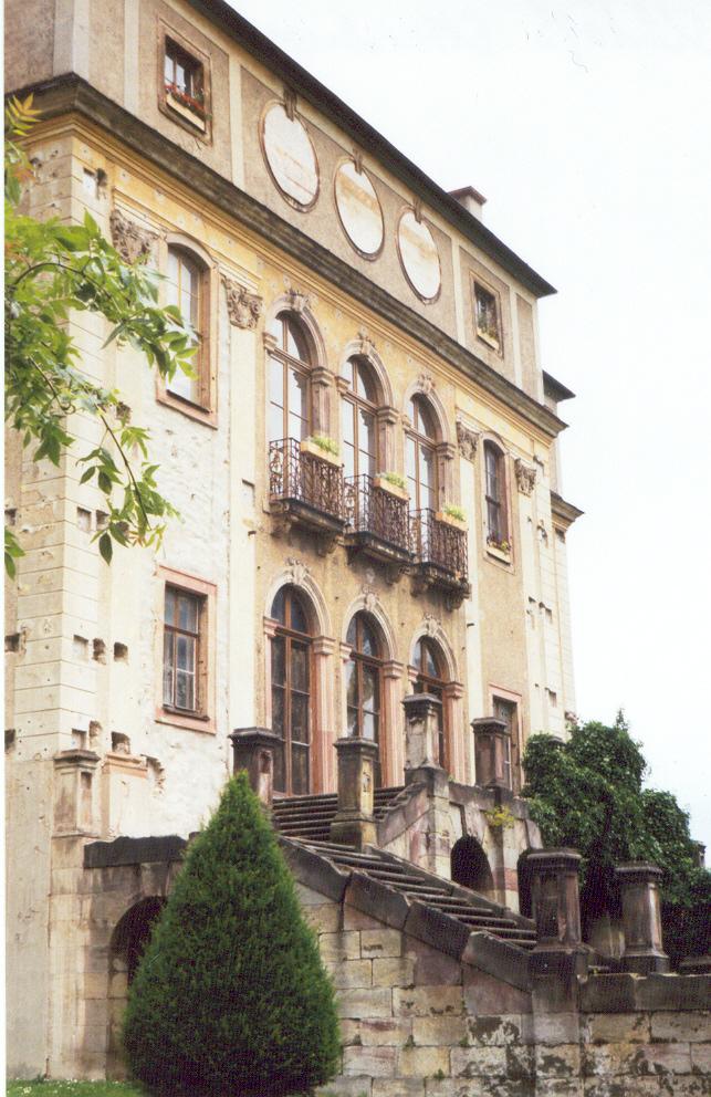 Bild Schloss Ettersburg Weimar