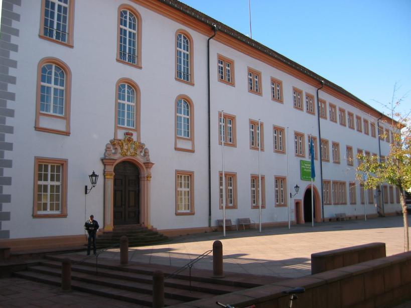 Bild Schloss Ettlingen