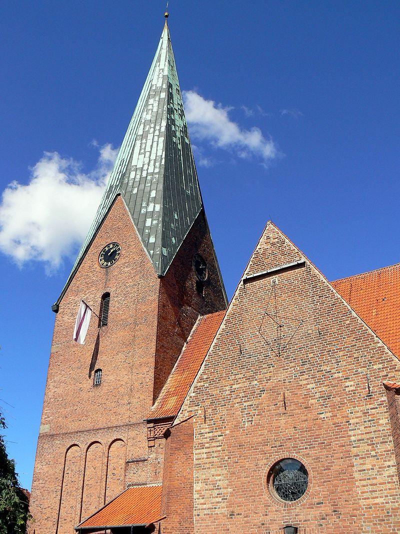 Bild St. Michaelis Kirche Eutin