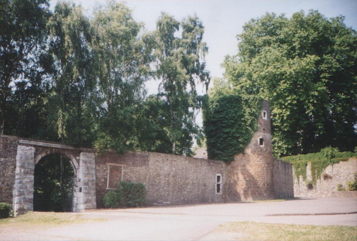 Bild Burg Weisweiler Eschweiler