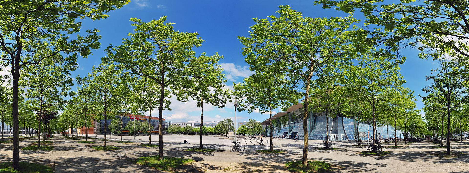 Bild Gärten im Wandel Hannover