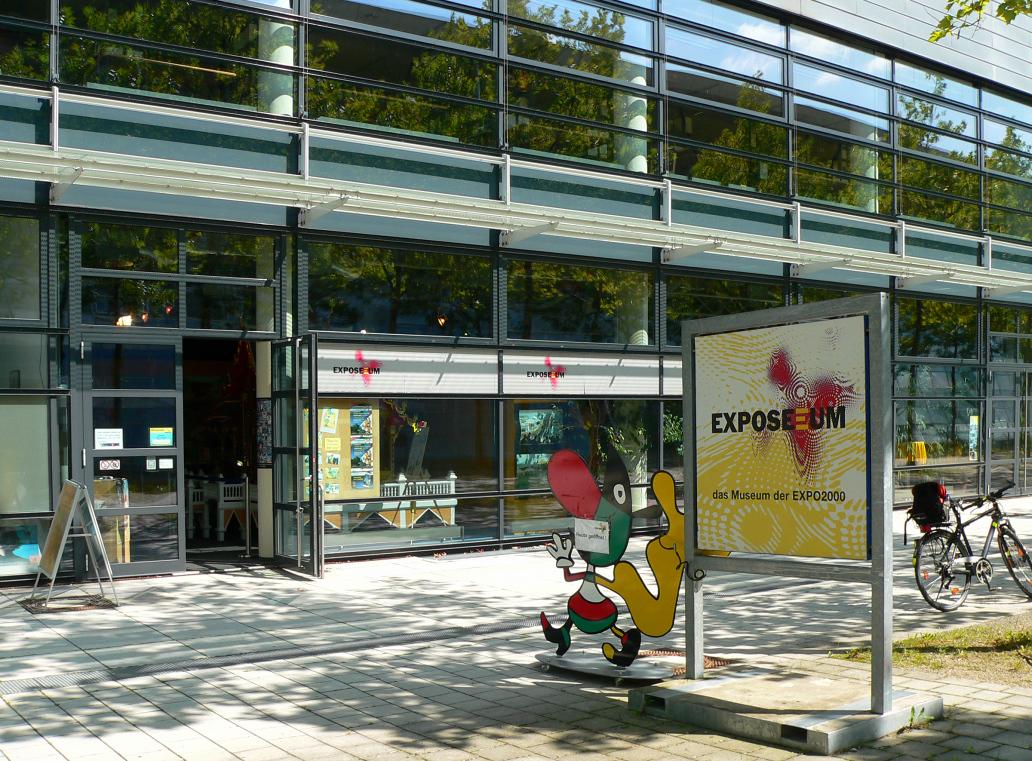 Bild EXPOSEEUM Hannover