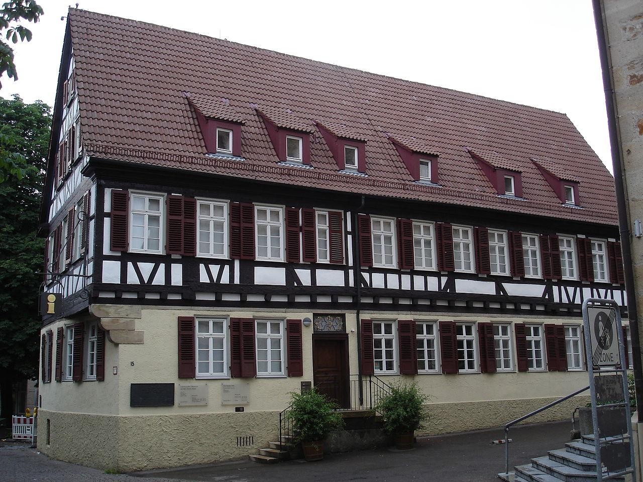 Bild Max Eyth Haus Kirchheim an der Teck