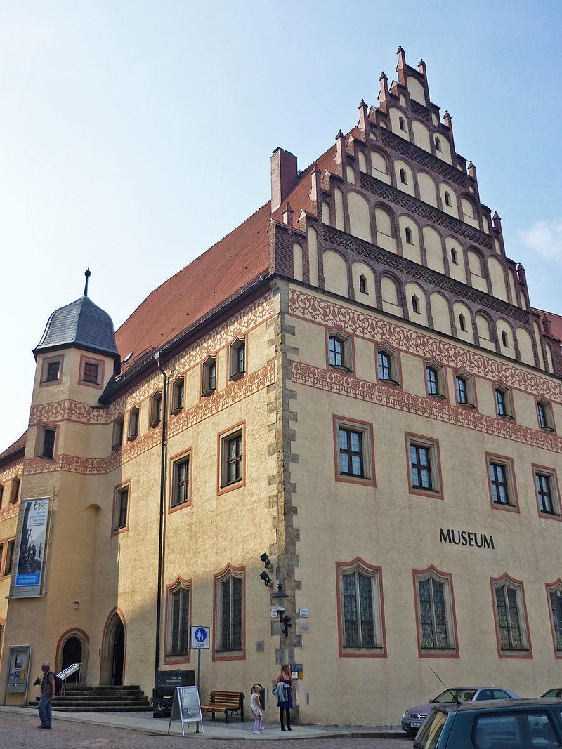 Bild Stadt und Bergbaumuseum Freiberg