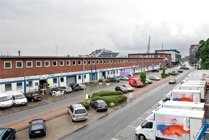 Bild Fischmarkt Hamburg