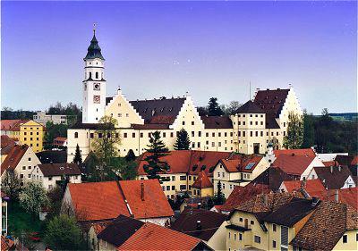 Bild Fuggerschloss Babenhausen