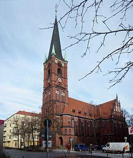 Bild Samariterkirche Berlin