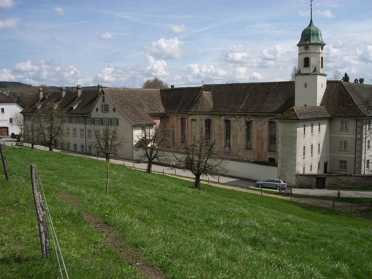 Bild Benediktinerinnenkloster Fahr