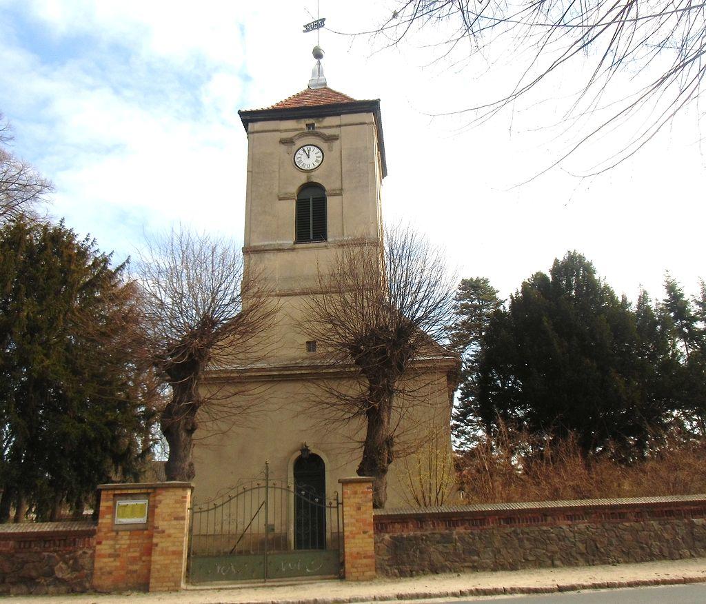 Bild Kirche Fahrland