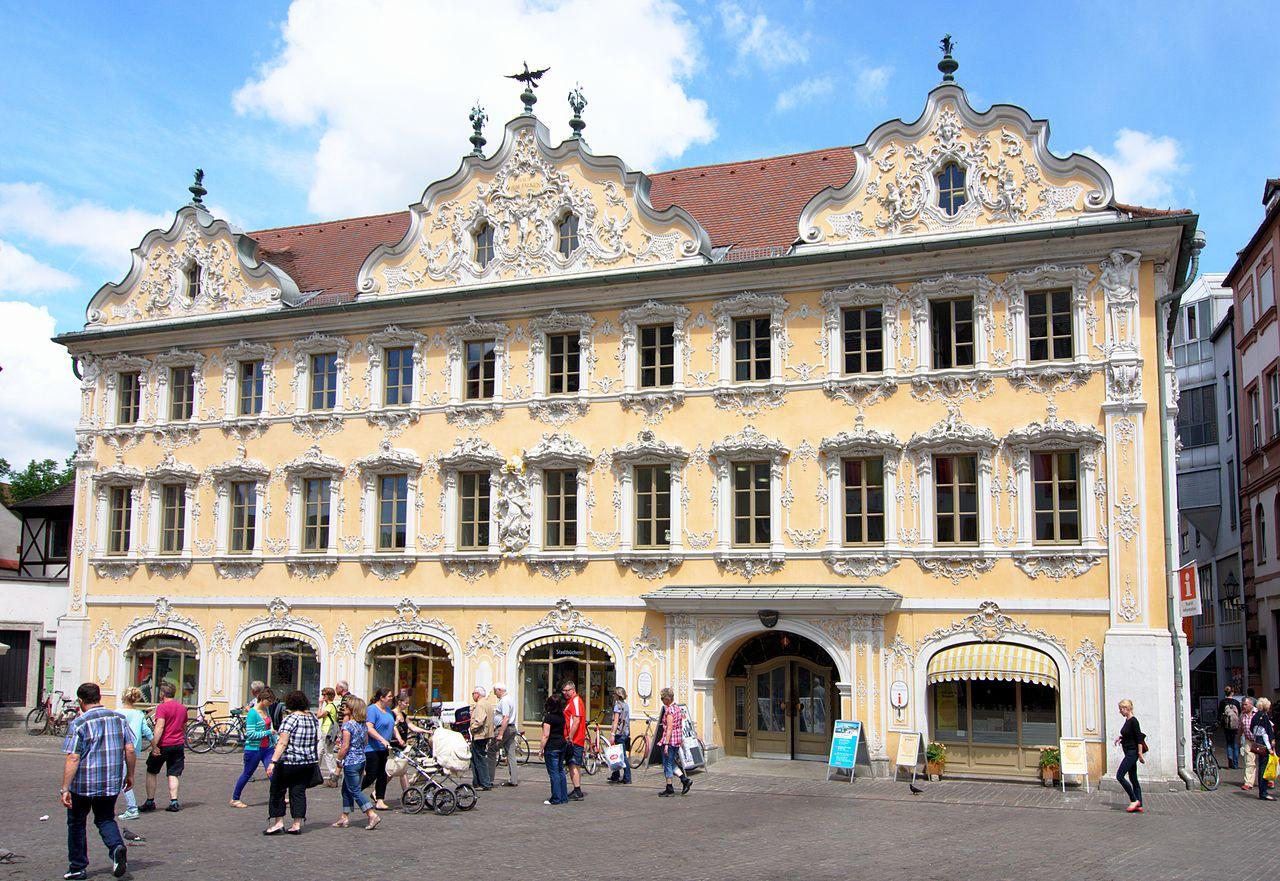 Bild Falkenhaus Würzburg