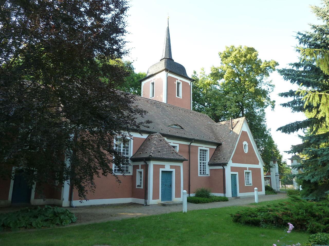 Bild Kirche Falkenrehde