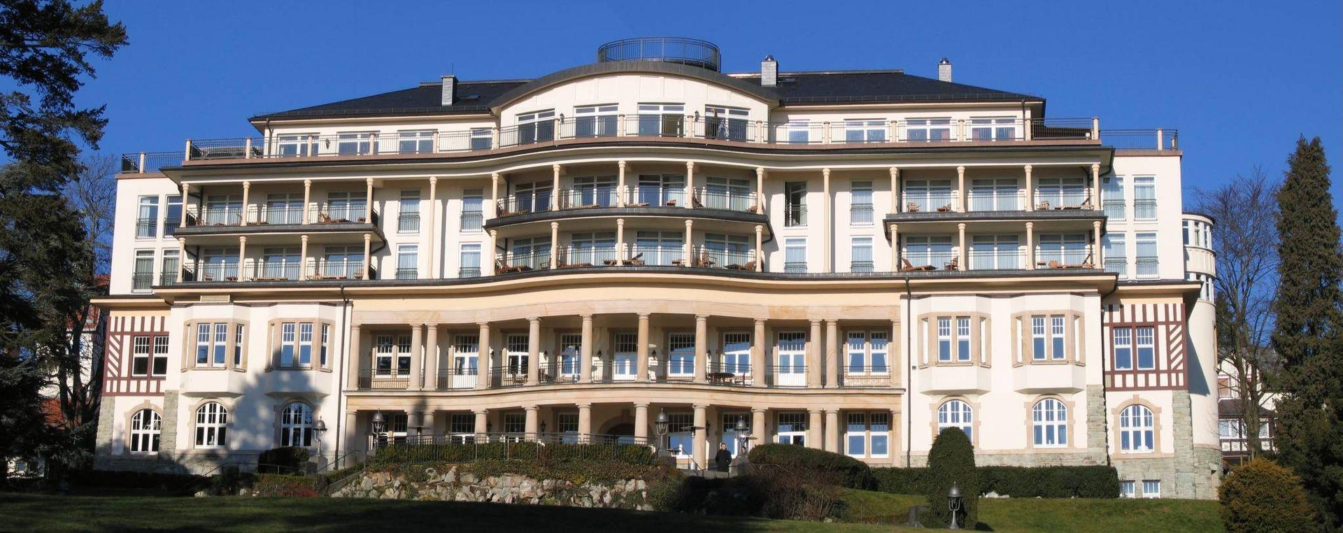 Bild Kempinski Hotel Falkenstein