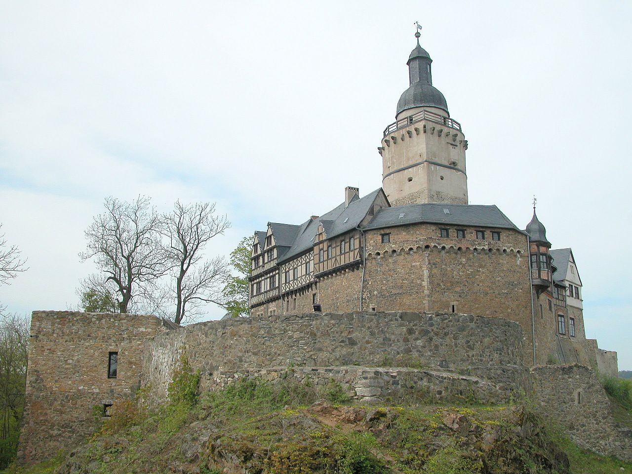 Bild Burg Falkenstein