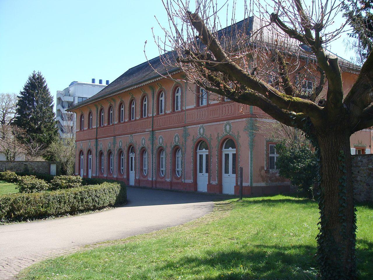 Bild Fasanenschlösschen Karlsruhe