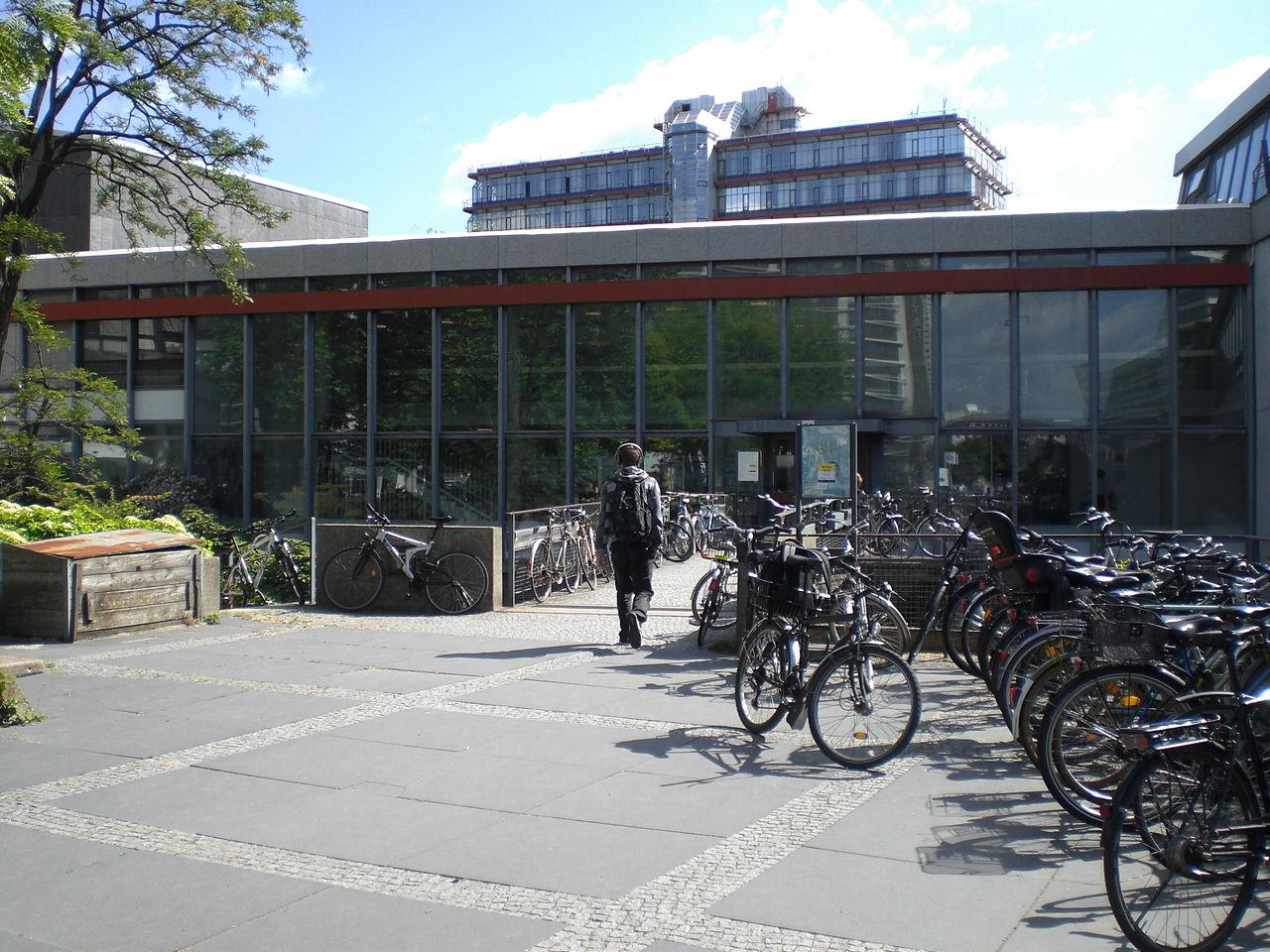Bild Architekturmuseum der TU Berlin