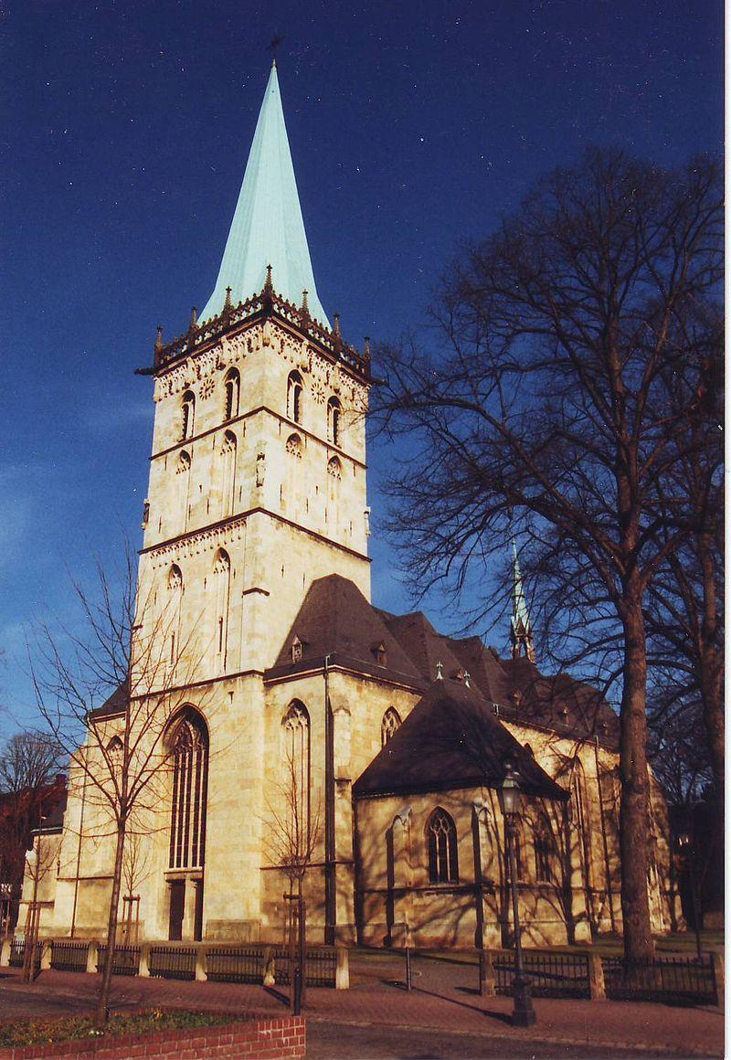 Bild Kirche Lüdinghausen