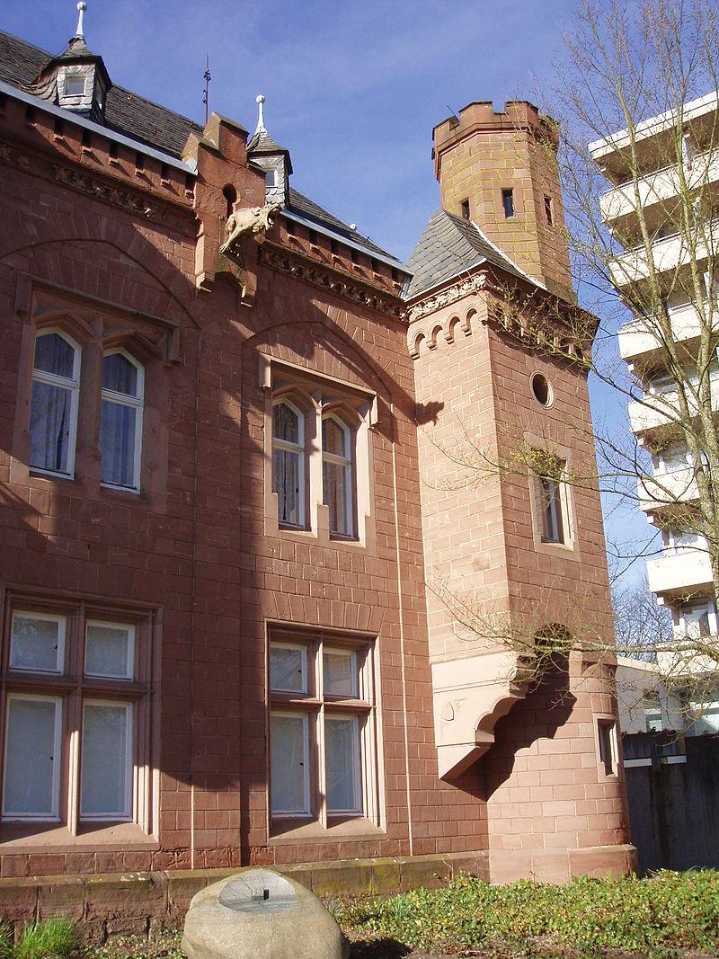 Bild Schloss Fellenberg Merzig