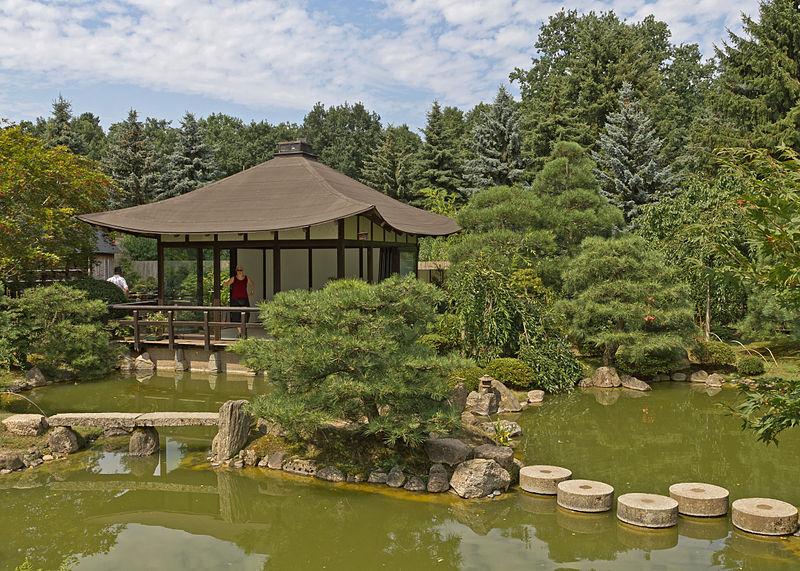 Bild Bonsaigarten Ferch