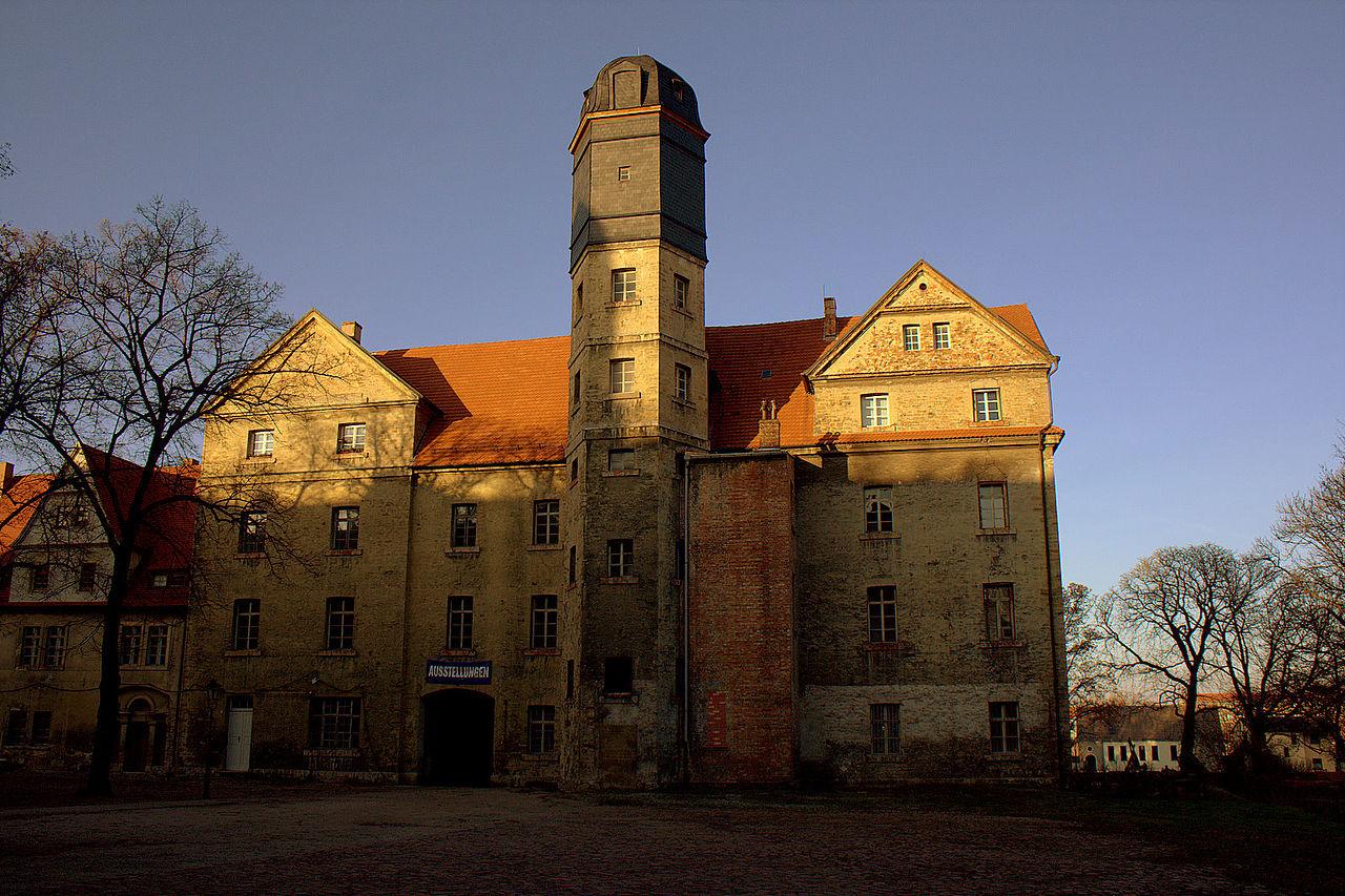 Bild Schloss Köthen