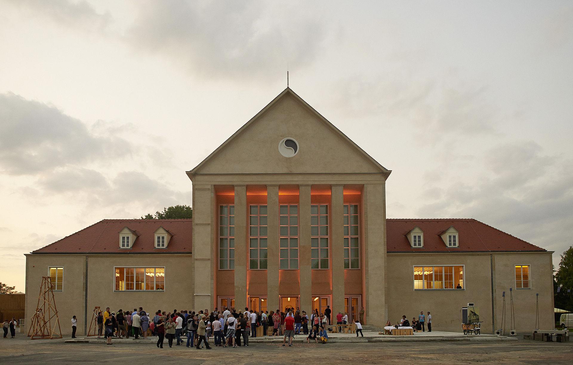 Bild Hellerau Europäisches Zentrum der Künste Dresden