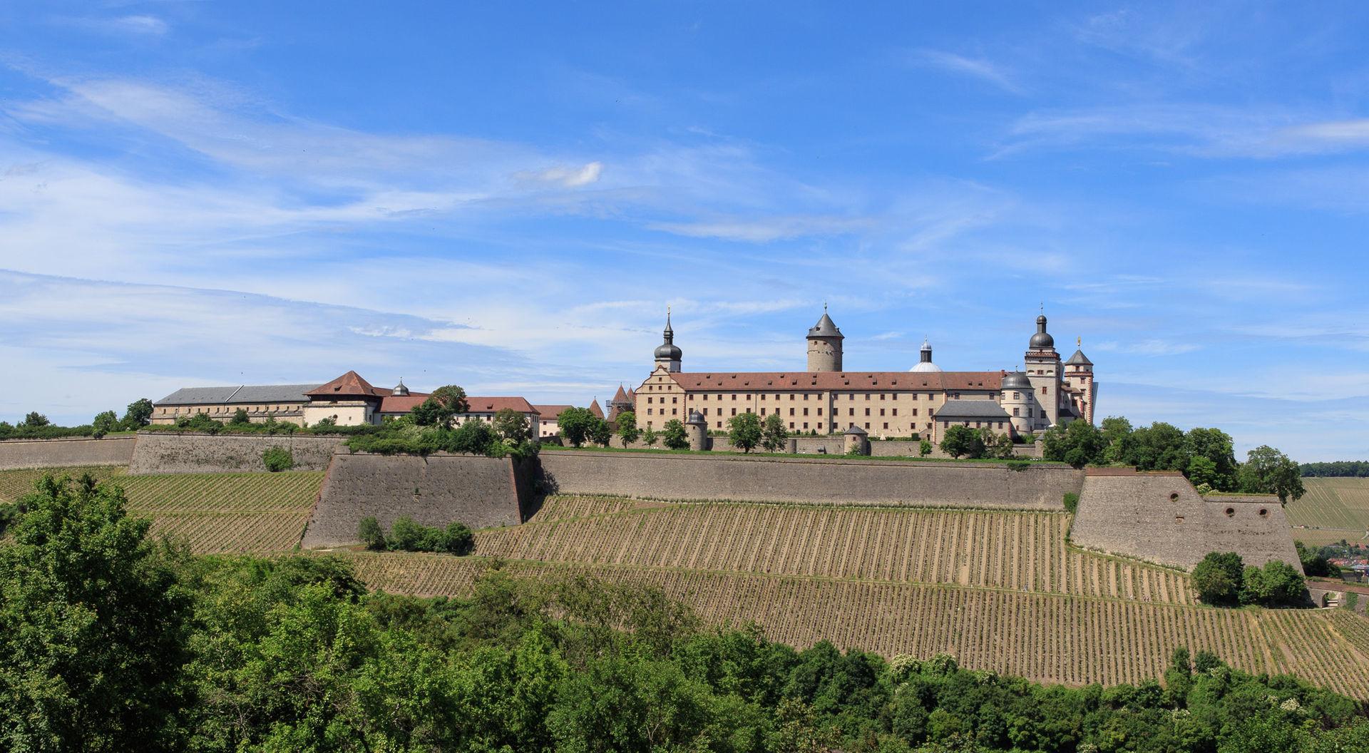 Bild Festung Marienberg Würzburg