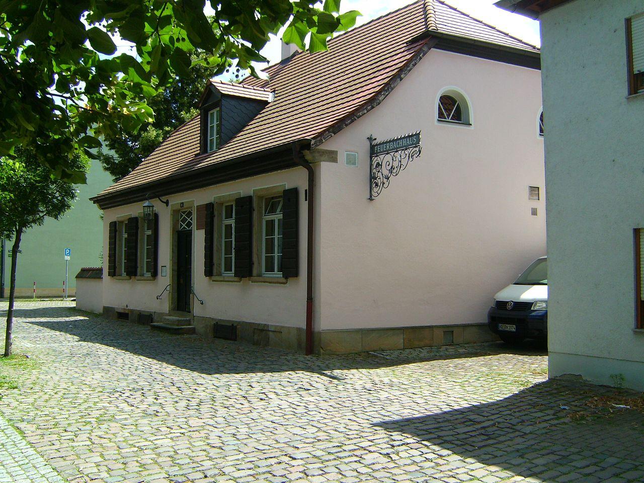 Bild Feuerbachhaus Speyer