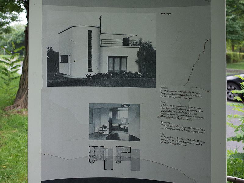 Bild Haus Fieger Dessau Törten